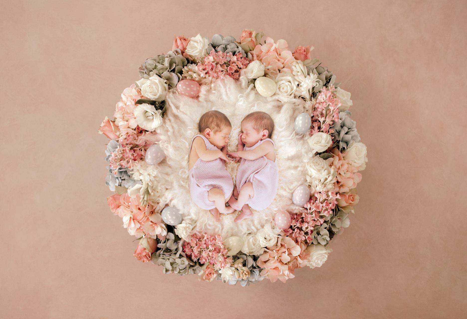 Fotografias de recién nacidos Donostia san sebastian