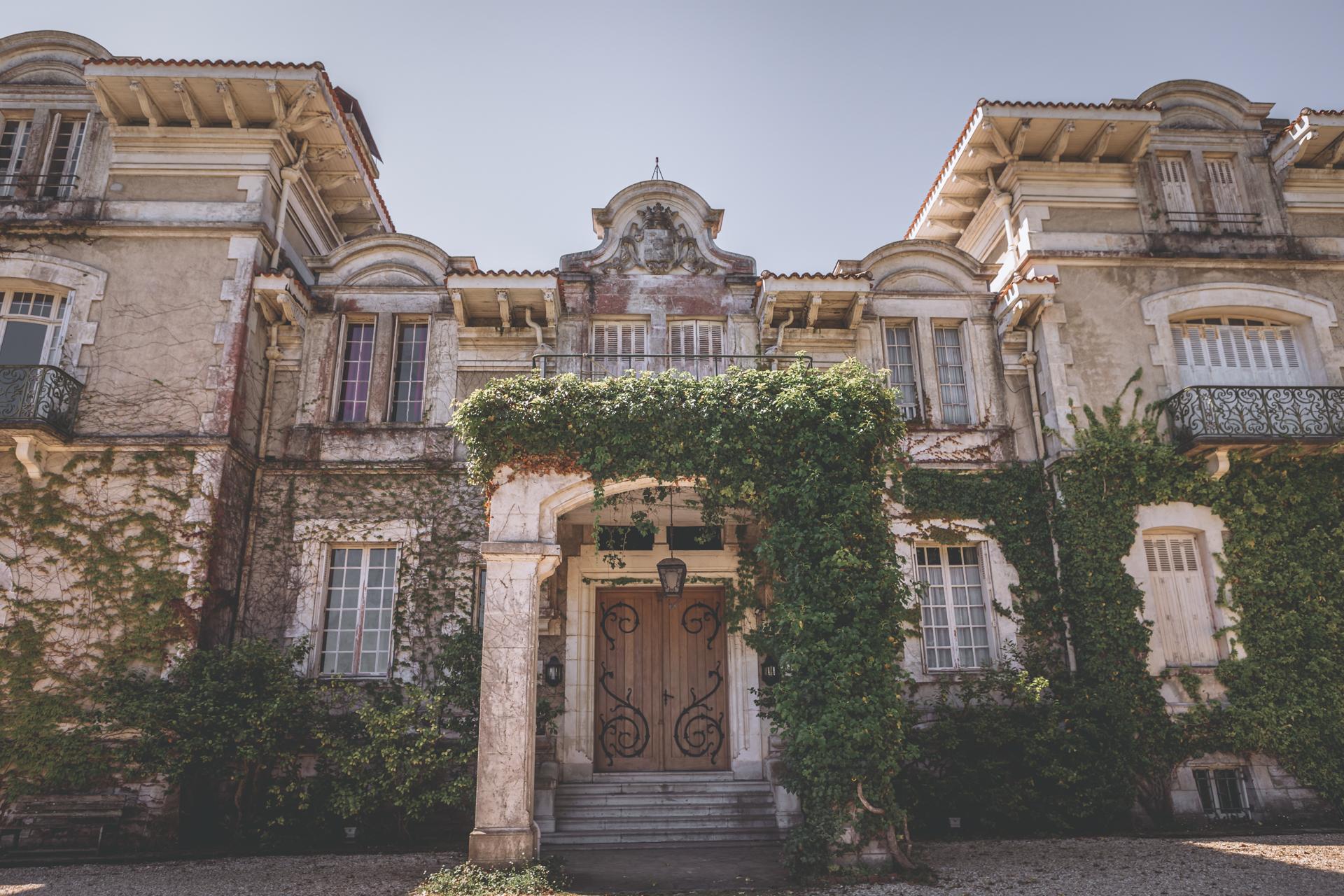 photographe de mariage biarritz chateau d arcangues