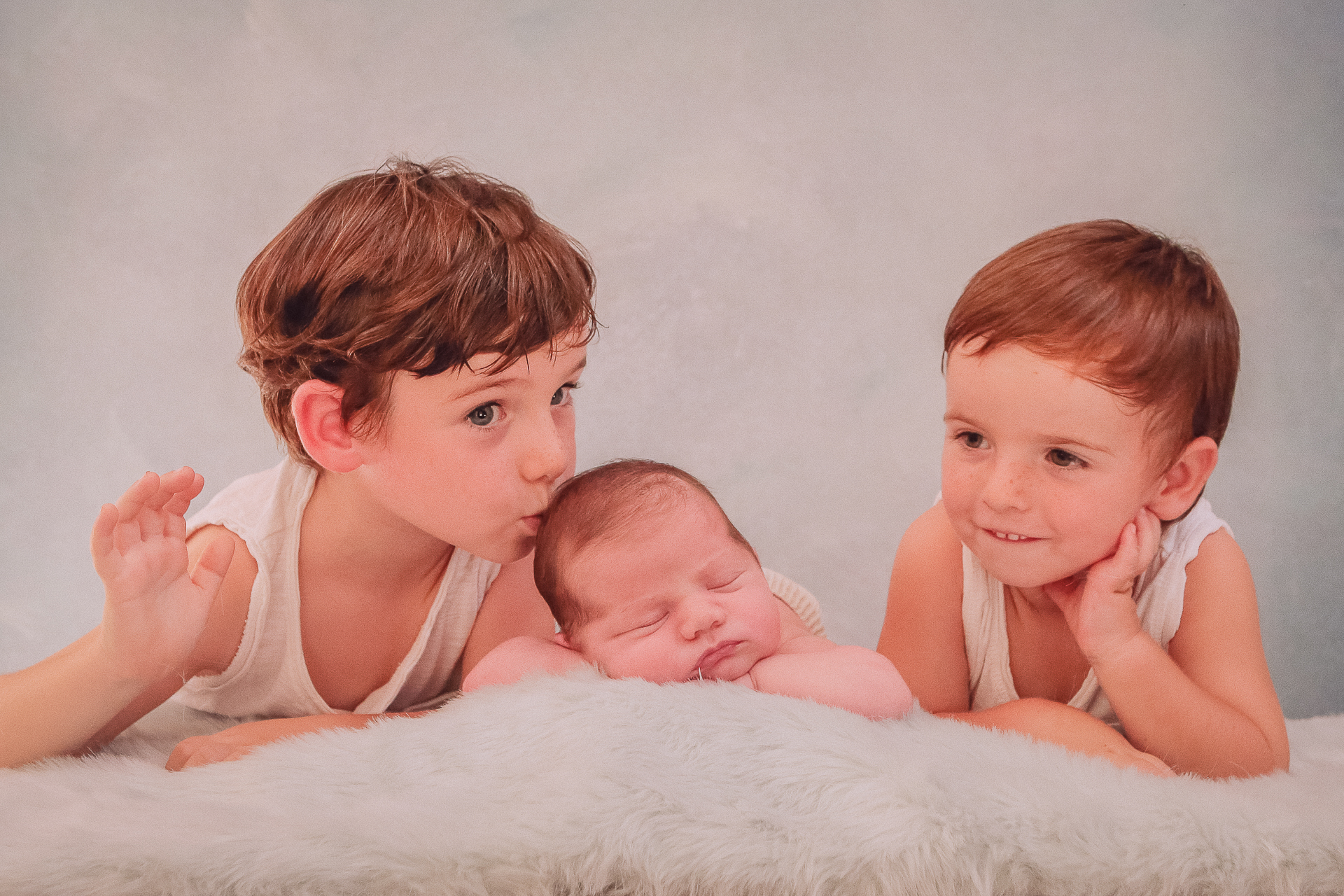 fotografo de recién nacidos donostia