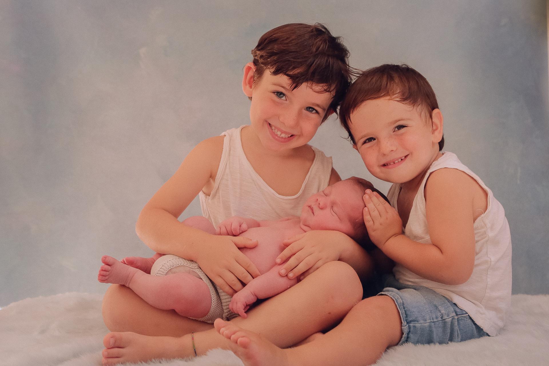 fotografias de recien nacidos donostia