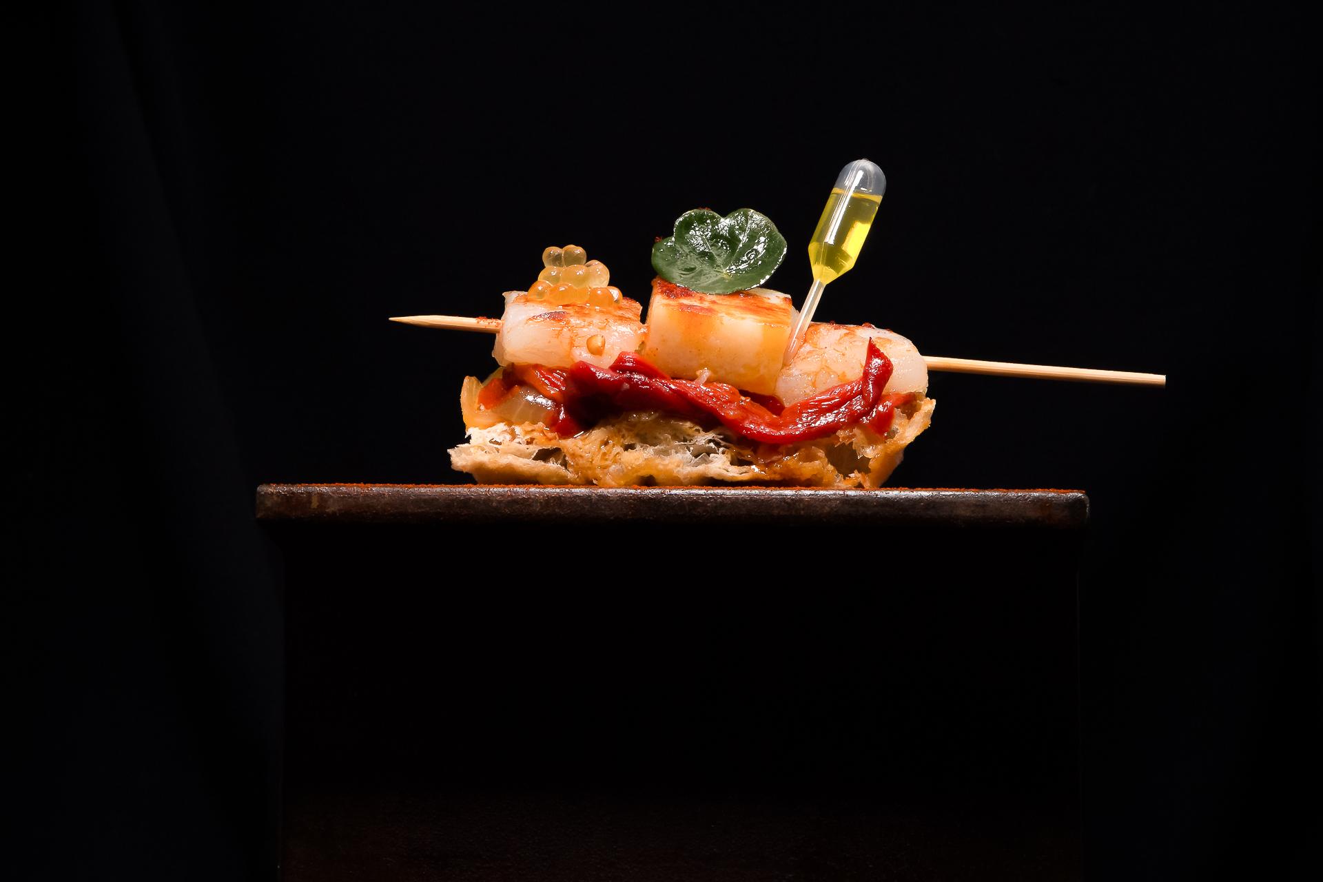mejor fotografo gastronomico de comida donostia san sebastian